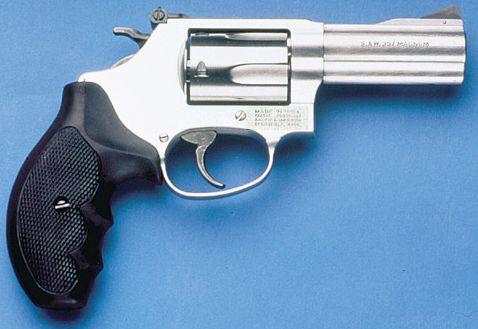 Smith Amp Wesson Model 60 Model 60ls Revolver