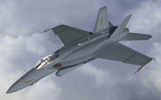 Golden Age Weaponsmiths F/A-18E/F Super Hornet (Block Three)