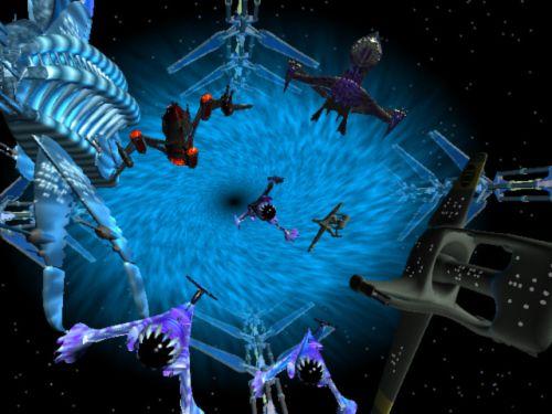 Generic Babylon Five Hyperspace Jumpgate